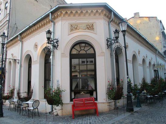 adelaparvu.com despre Cafeneaua Veche (3)