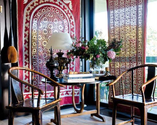 adelaparvu.com despre casa artistei Isabelle Deborchgrave foto Micasa (11)