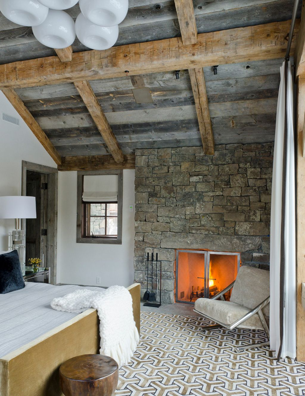 adelaparvu.com despre casa Big Sky design interior Markham Roberts, foto Audrey Hall (3)