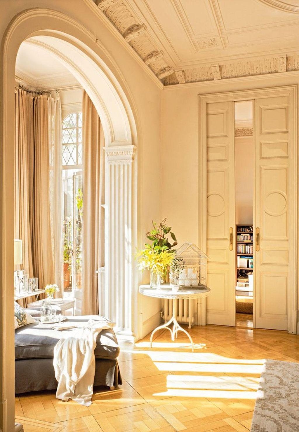 adelaparvu.com despre casa cu arhitectura veche Foto Elmueble (4)