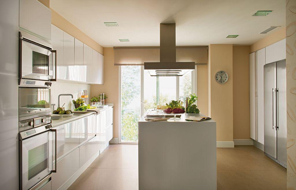 adelaparvu.com despre casa de familie cu decor elegant foto ElMueble (3)