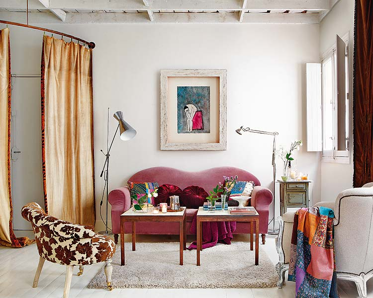 adelaparvu.com despre decor romantic Designer Cristina Ros de la Vega(1)
