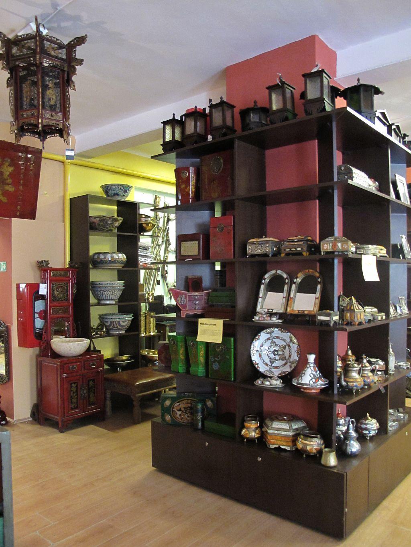 Farfurii decorative, lampi si alte nebunii