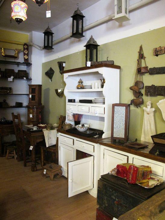 Mobilier rustic pentru bucatarie si sufragerie