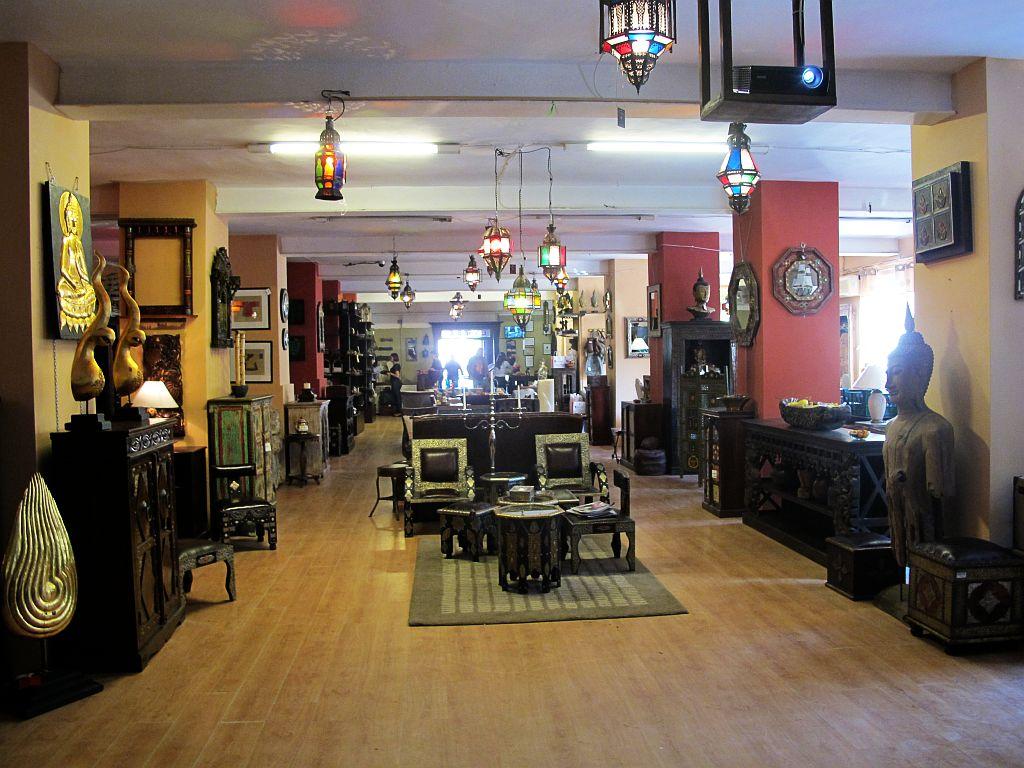 Mobilier oriental, lampi marocane si turcesti