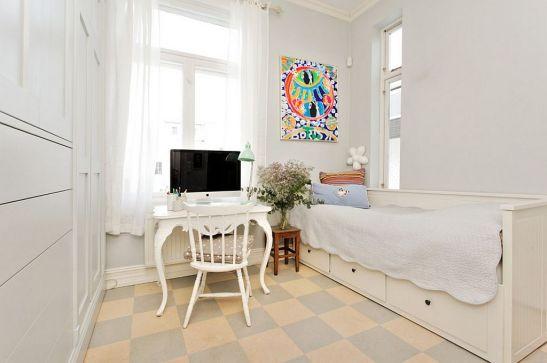 adelaparvu.com despre interior elegant chalet elvetian designer  Anne Cecilie Ranke (17)
