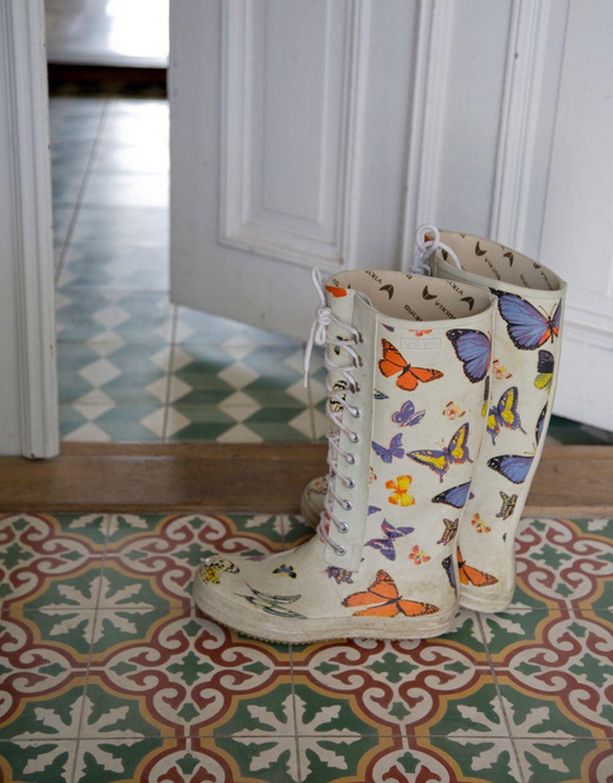 adelaparvu.com despre interior elegant chalet elvetian designer  Anne Cecilie Ranke (2)