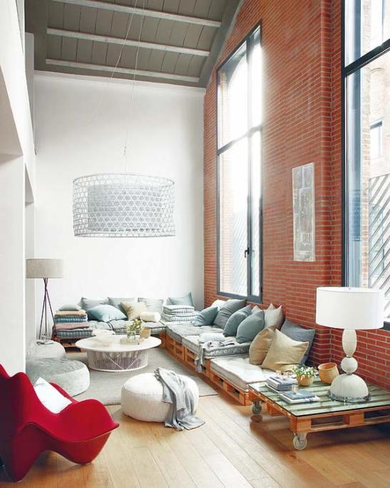 adelaparvu.com despre loft industrial Foto Micasa (2)