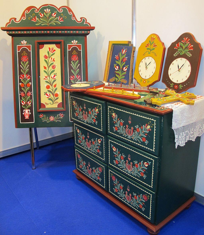 adelaparvu.com despre mobila pictata (3)