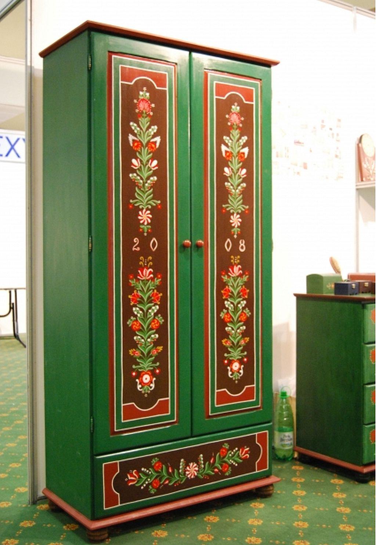 adelaparvu.com despre mobila pictata (6)