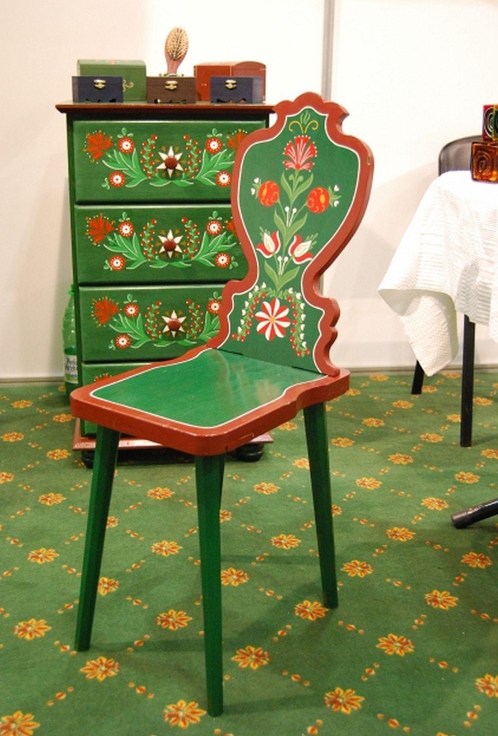 adelaparvu.com despre mobila pictata (8)