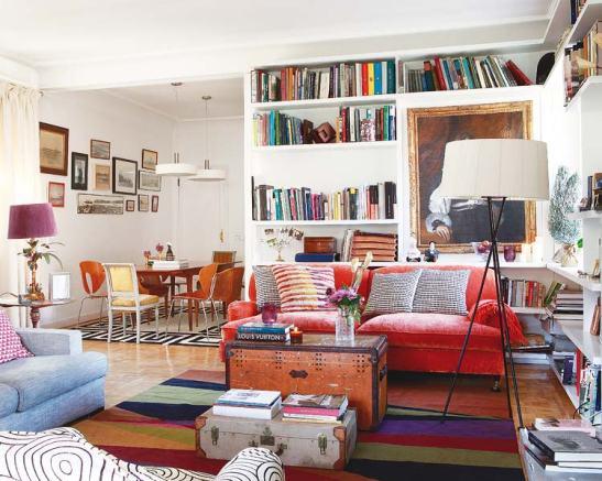 adelaparvu.com despre o casa cu decor original Foto Micasa (3)