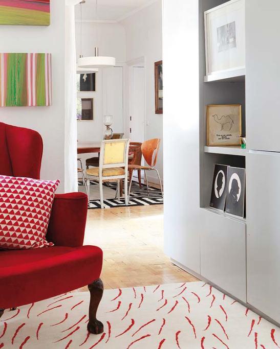 adelaparvu.com despre o casa cu decor original Foto Micasa (4)