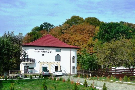 adelaparvu.com despre pensiunea Casa Cartianu (3)