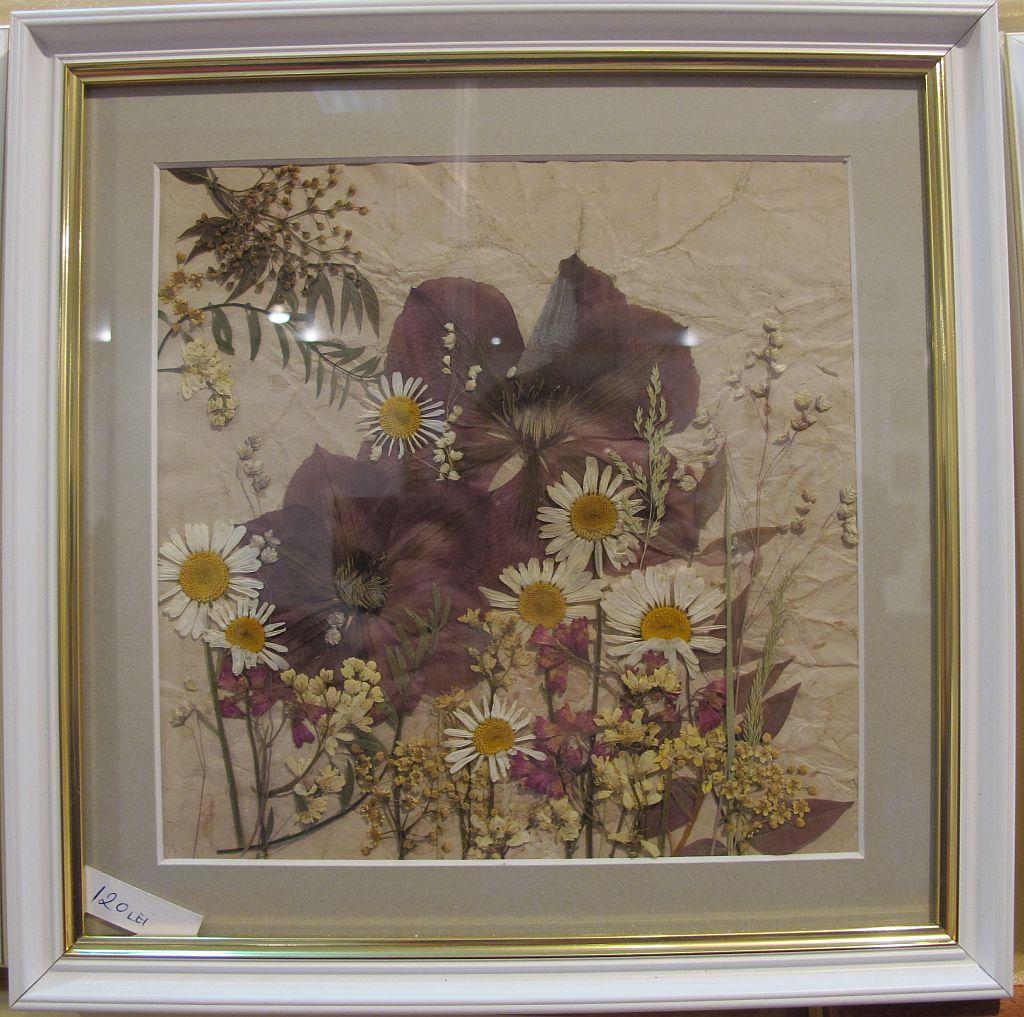adelaparvu.com despre tablouri cu flori presate (10)