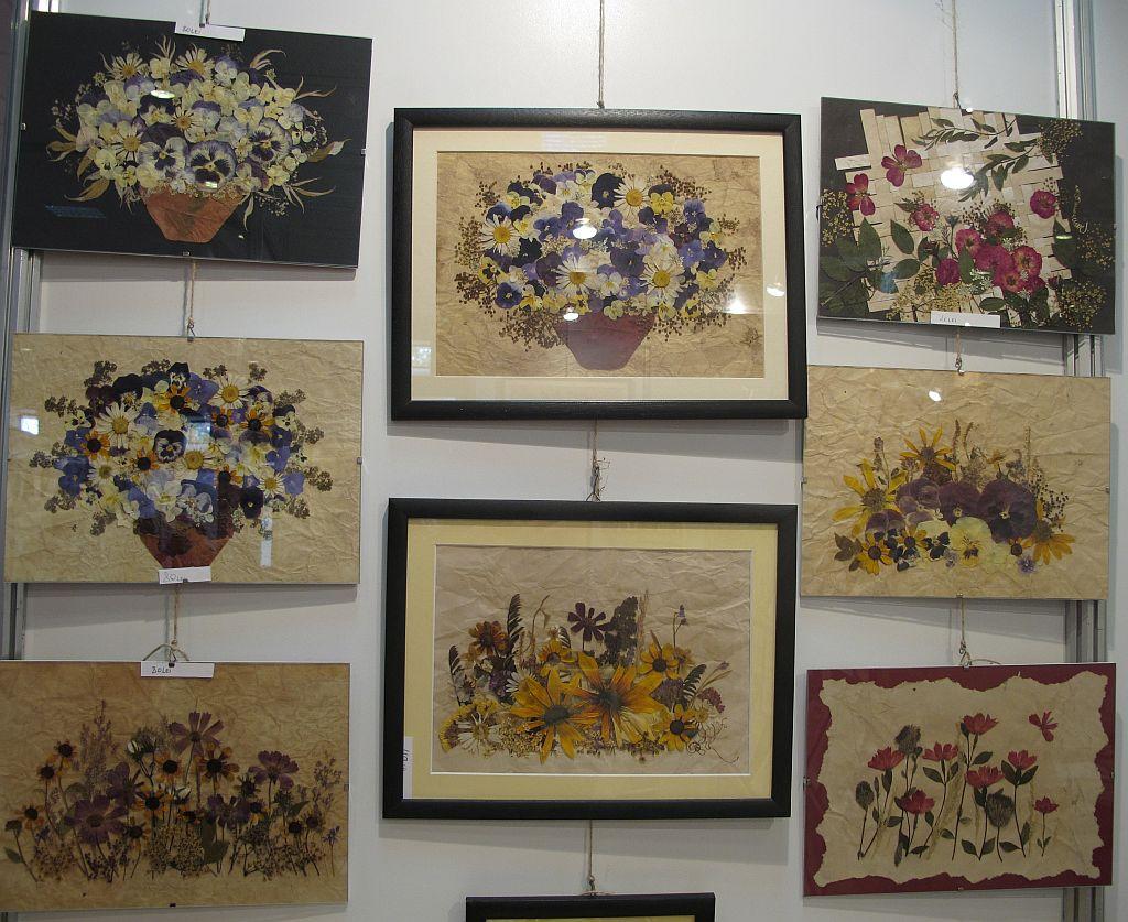 adelaparvu.com despre tablouri cu flori presate (3)
