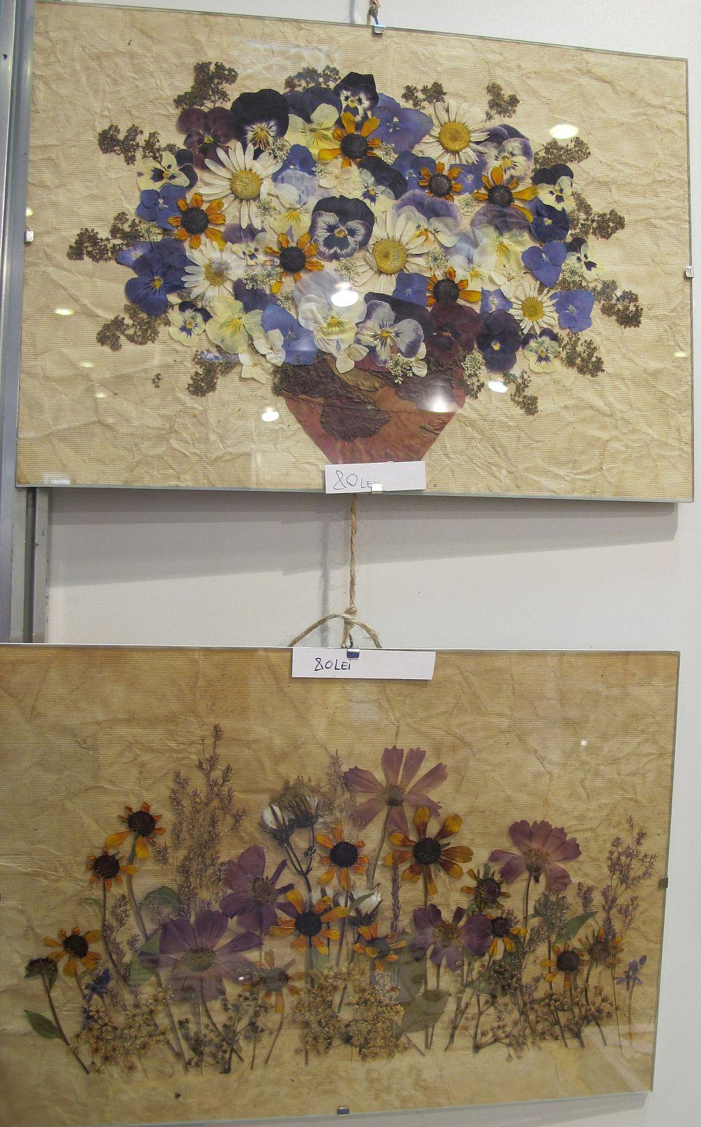 adelaparvu.com despre tablouri cu flori presate (4)