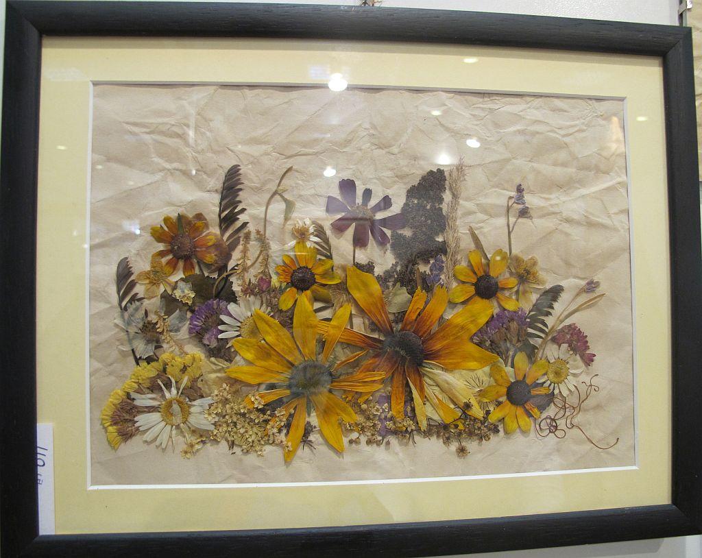 adelaparvu.com despre tablouri cu flori presate (5)