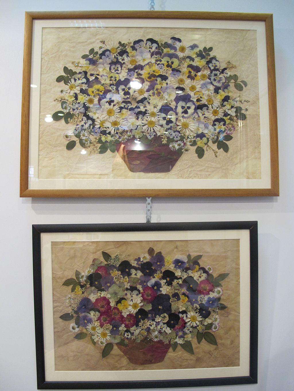 adelaparvu.com despre tablouri cu flori presate (6)