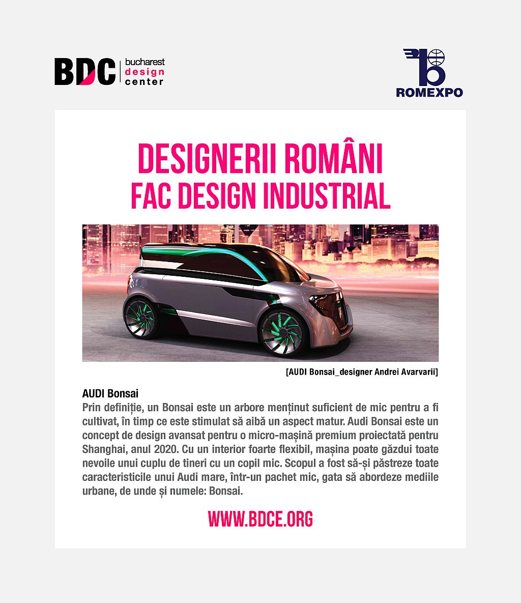 Design RO_Audi Bonsai