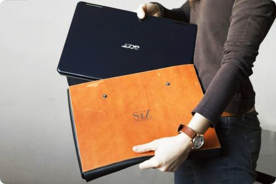 G5 husa personalizata pentru laptop designer Gabriel Geller
