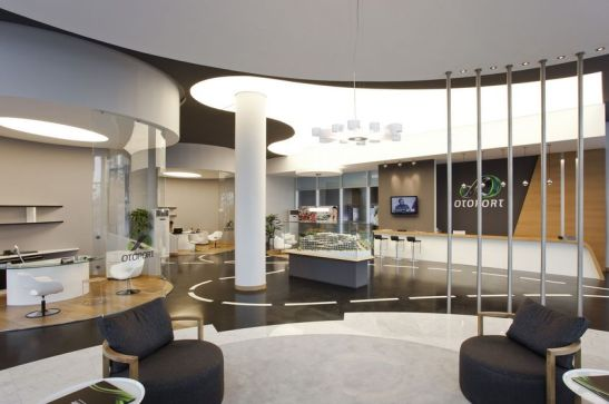 Otoport Sales Office Istanbul design interior Gonye Project Design