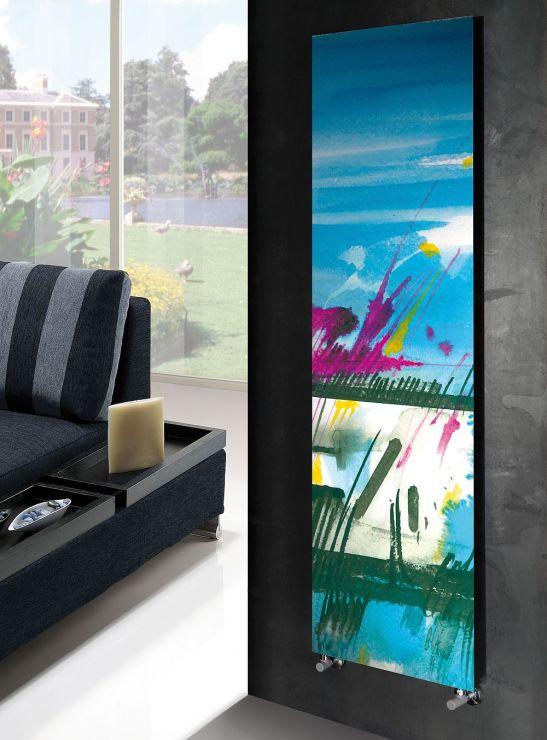 Radiator SEASON 03 design Mario Moroni, producator Cordivari prin Delta Studio