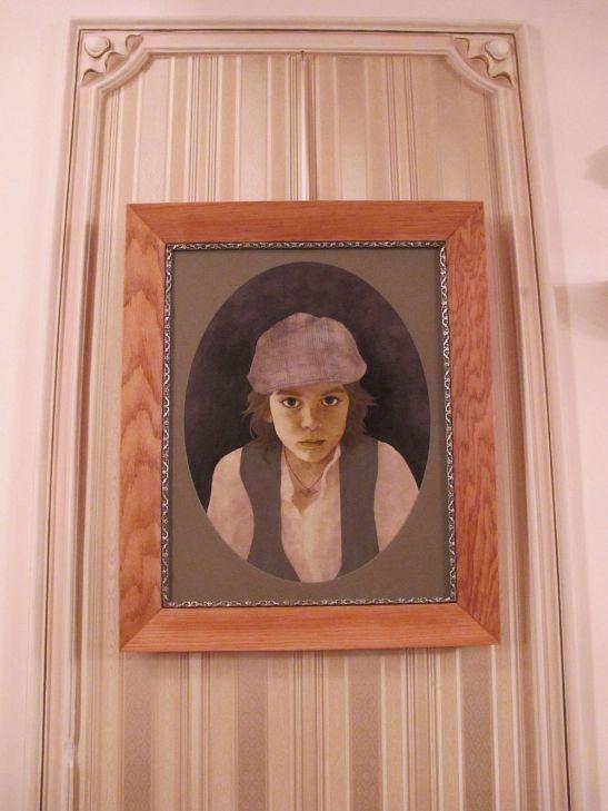 Seven, artist Barbara Hangan