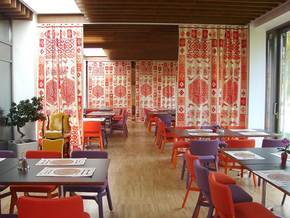 adelaparvu.com despre amenajare Hotel Gerald's Arhitectura Tecto, Textile Dorina Horatau (1)
