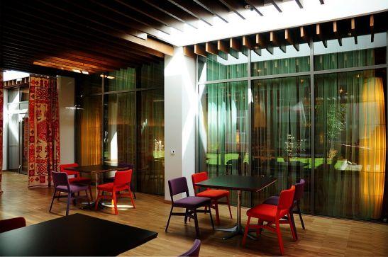 adelaparvu.com despre amenajare Hotel Gerald's Arhitectura Tecto, Textile Dorina Horatau (14)