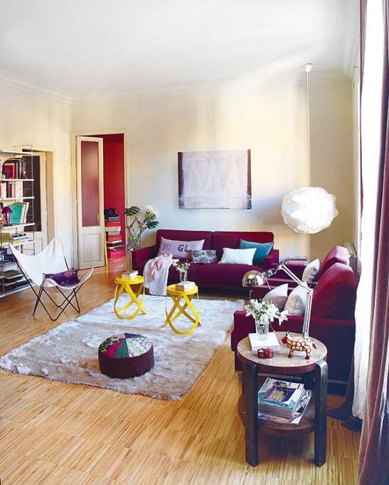 adelaparvu.com despre apartament de familie cu piese de design Foto Micasa (5)