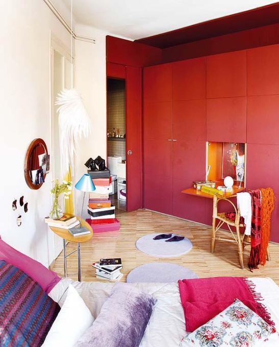 adelaparvu.com despre apartament de familie cu piese de design Foto Micasa (8)