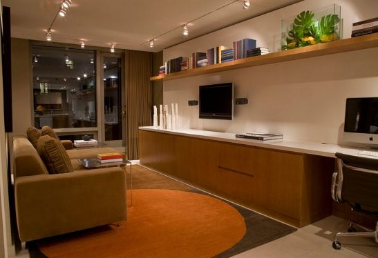adelaparvu.com despre apartament lung si ingust Design Studio Santalla Foto Geoffrey Hodgdon (6)