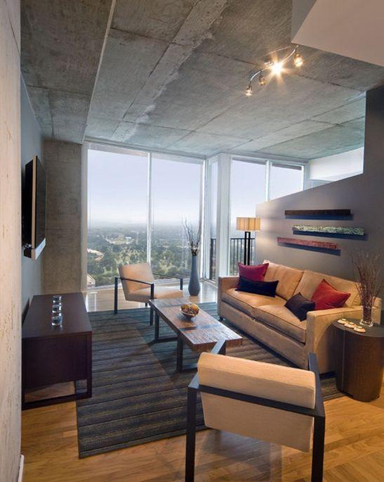 adelaparvu.com despre apartament mic Foto Lassiter Photography (1)