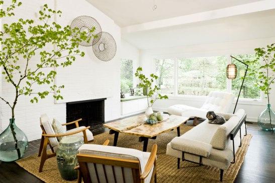 adelaparvu.com despre casa anii 50 Designer Jessica Helgerson Foto Lincoln Barbour (8)