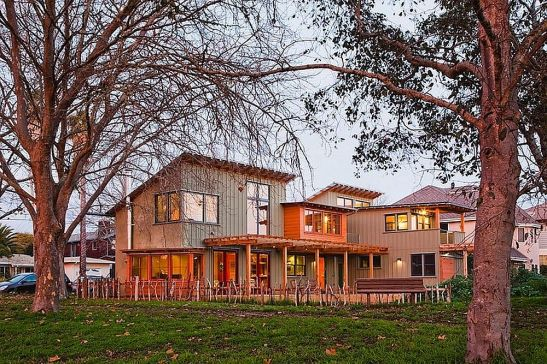 adelaparvu.com despre casa balori paie arh. Arkin Tilt Foto Edward Caldwell (1)