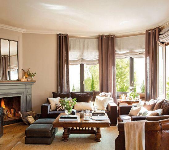 adelaparvu.com despre casa designerului Barbara Sindreu Foto ElMueble (1)