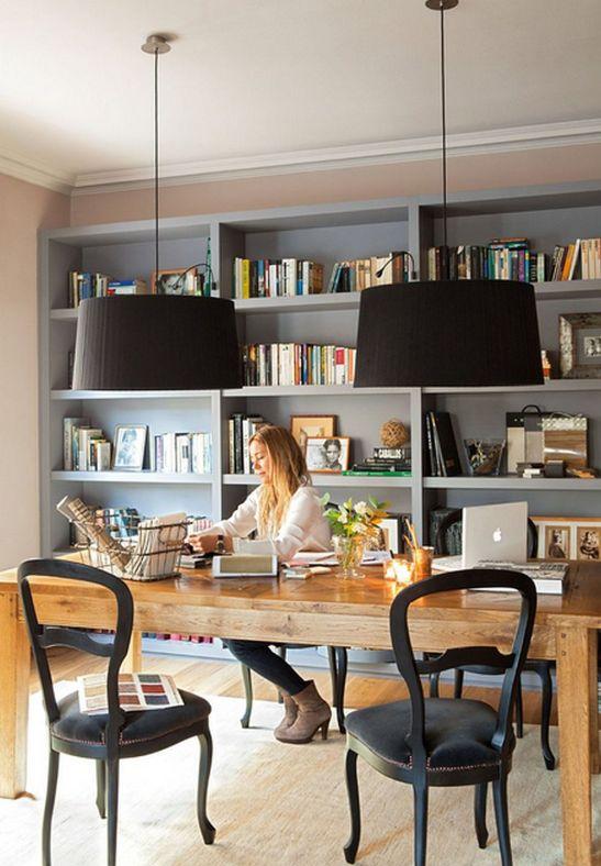 adelaparvu.com despre casa designerului Barbara Sindreu Foto ElMueble (5)