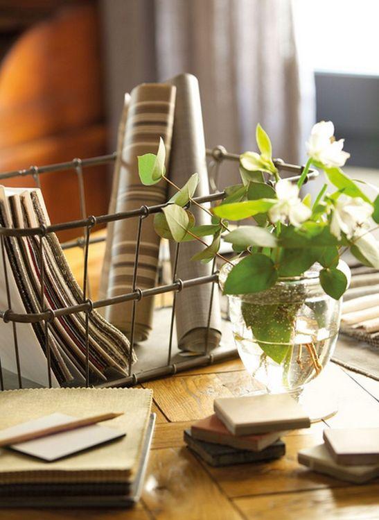 adelaparvu.com despre casa designerului Barbara Sindreu Foto ElMueble (6)