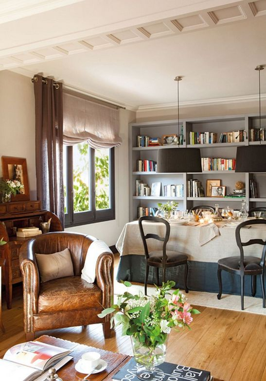 adelaparvu.com despre casa designerului Barbara Sindreu Foto ElMueble (7)