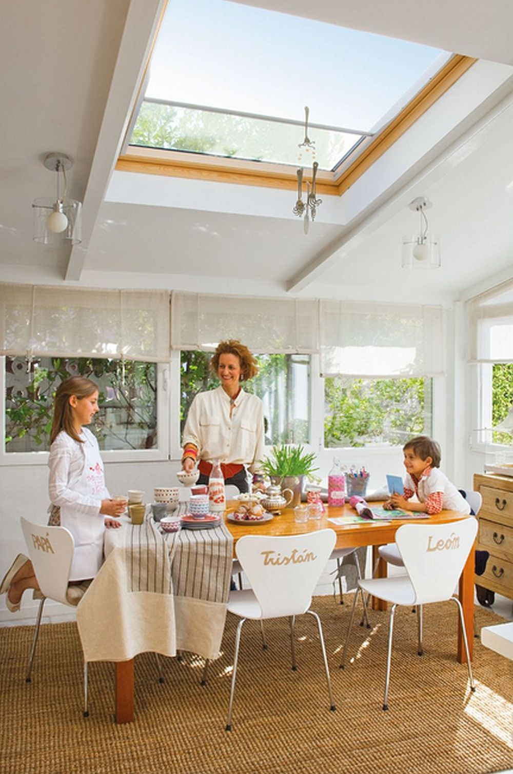 adelaparvu.com despre casa designerului  Dafne Vijande Foto ElMueble(9)