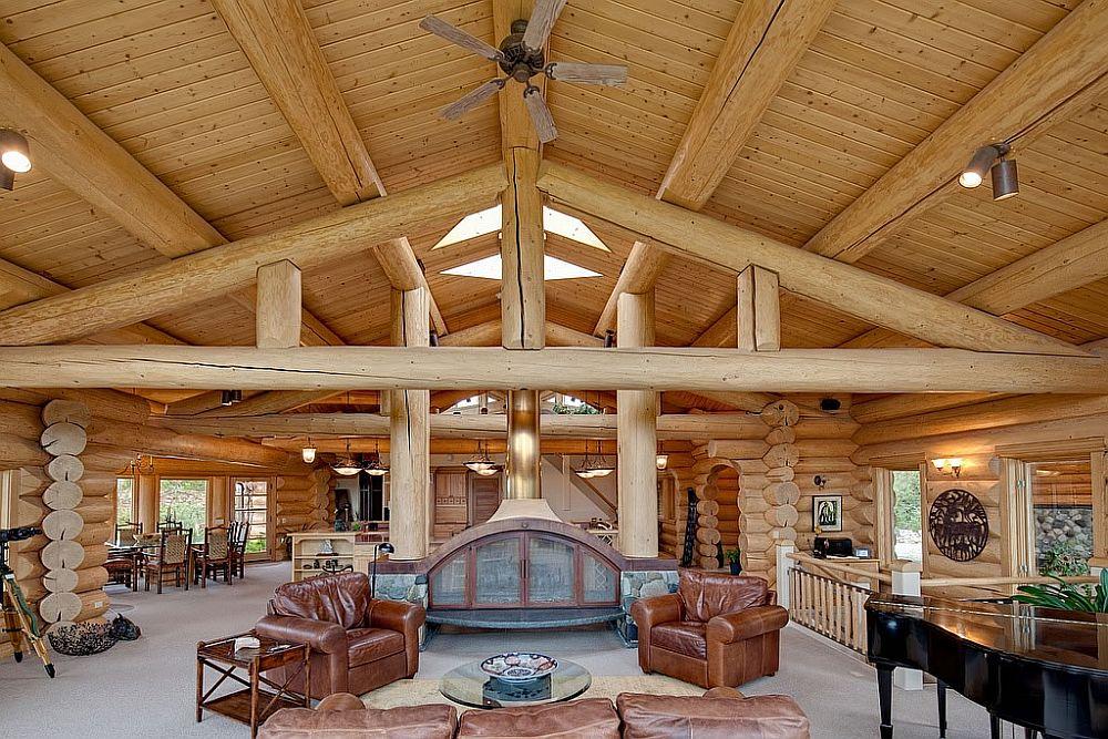 adelaparvu.com despre casa din barne lemn cu arhitectura contemporana Arhitect Marc Ivy (10)