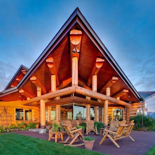 adelaparvu.com despre casa din barne lemn cu arhitectura contemporana Arhitect Marc Ivy (3)