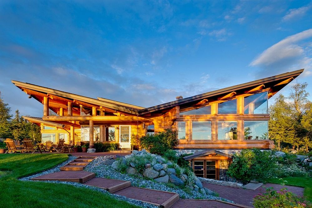 adelaparvu.com despre casa din barne lemn cu arhitectura contemporana Arhitect Marc Ivy (4)