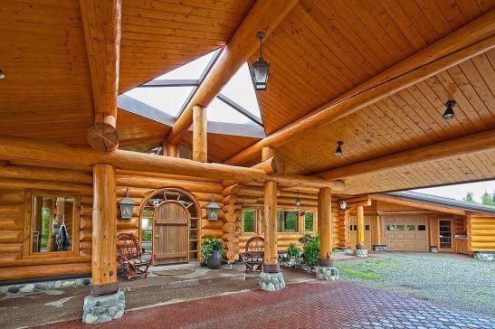 adelaparvu.com despre casa din barne lemn cu arhitectura contemporana Arhitect Marc Ivy (9)