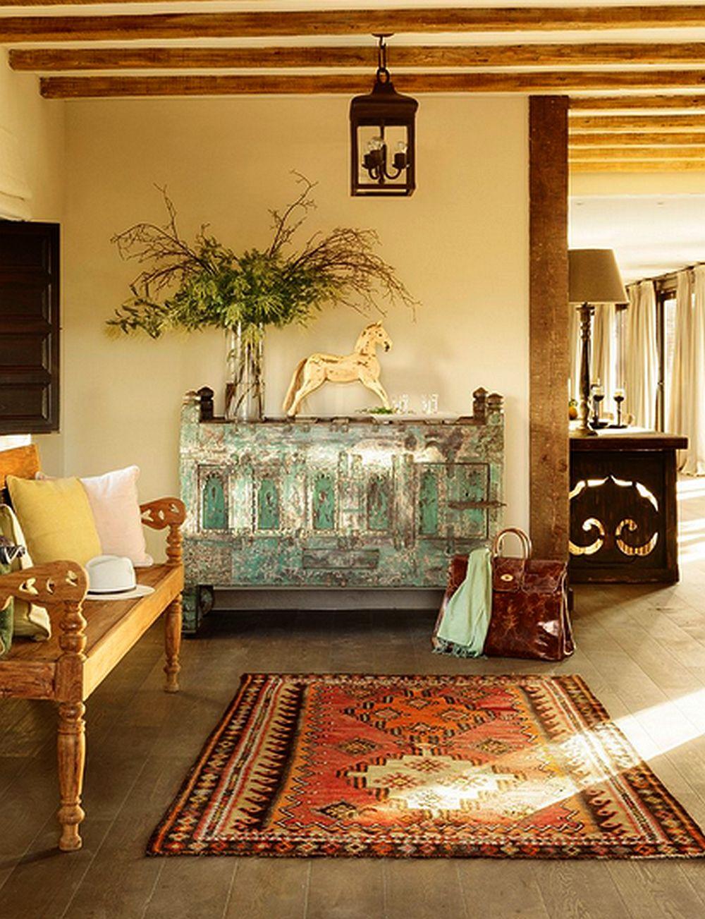 adelaparvu.com despre casa mare pentru familie mare Designer Fanny Iniesta  Foto ElMueble (14)