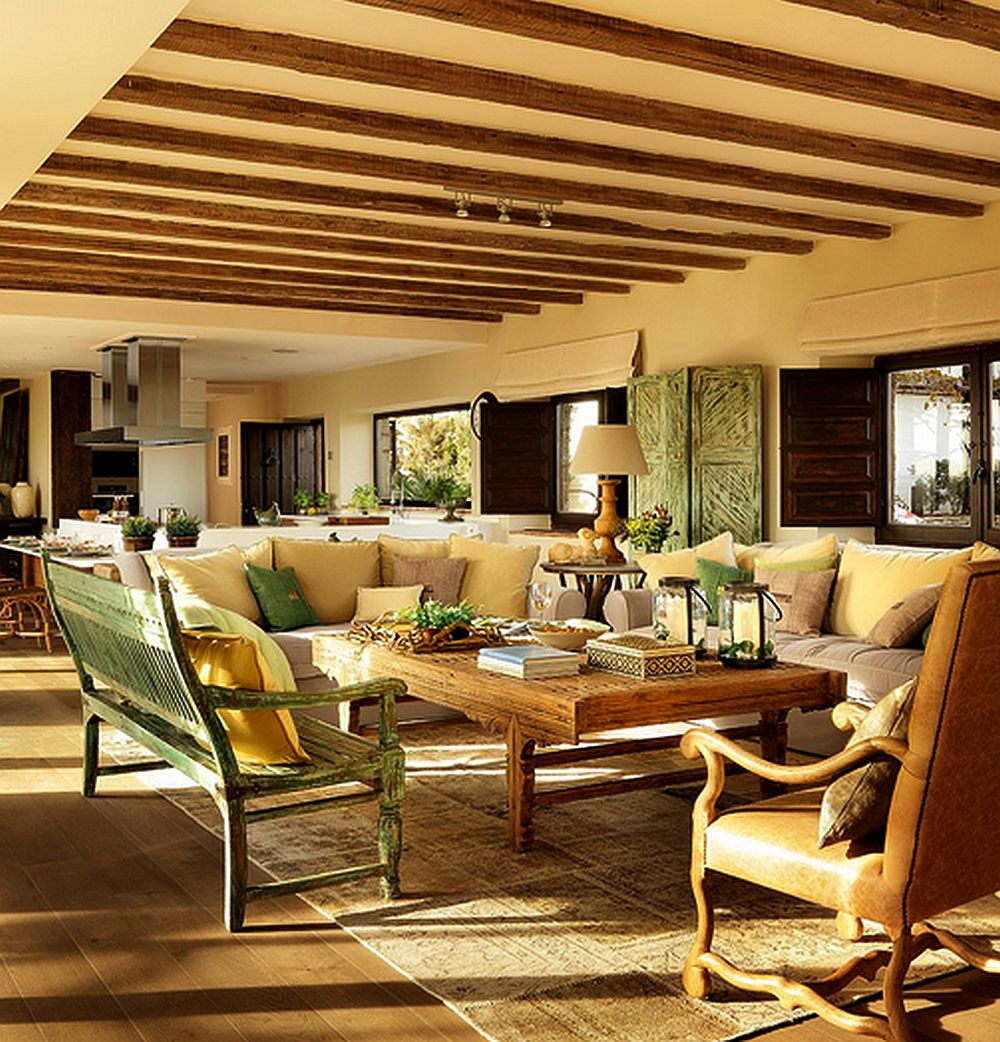 adelaparvu.com despre casa mare pentru familie mare Designer Fanny Iniesta  Foto ElMueble (4)