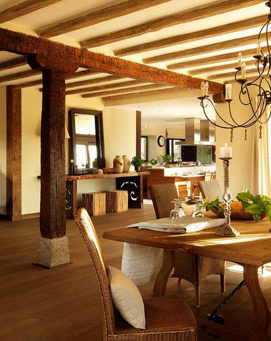adelaparvu.com despre casa mare pentru familie mare Designer Fanny Iniesta  Foto ElMueble (6)