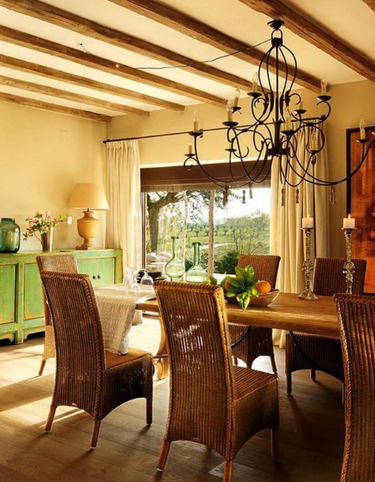 adelaparvu.com despre casa mare pentru familie mare Designer Fanny Iniesta  Foto ElMueble (7)