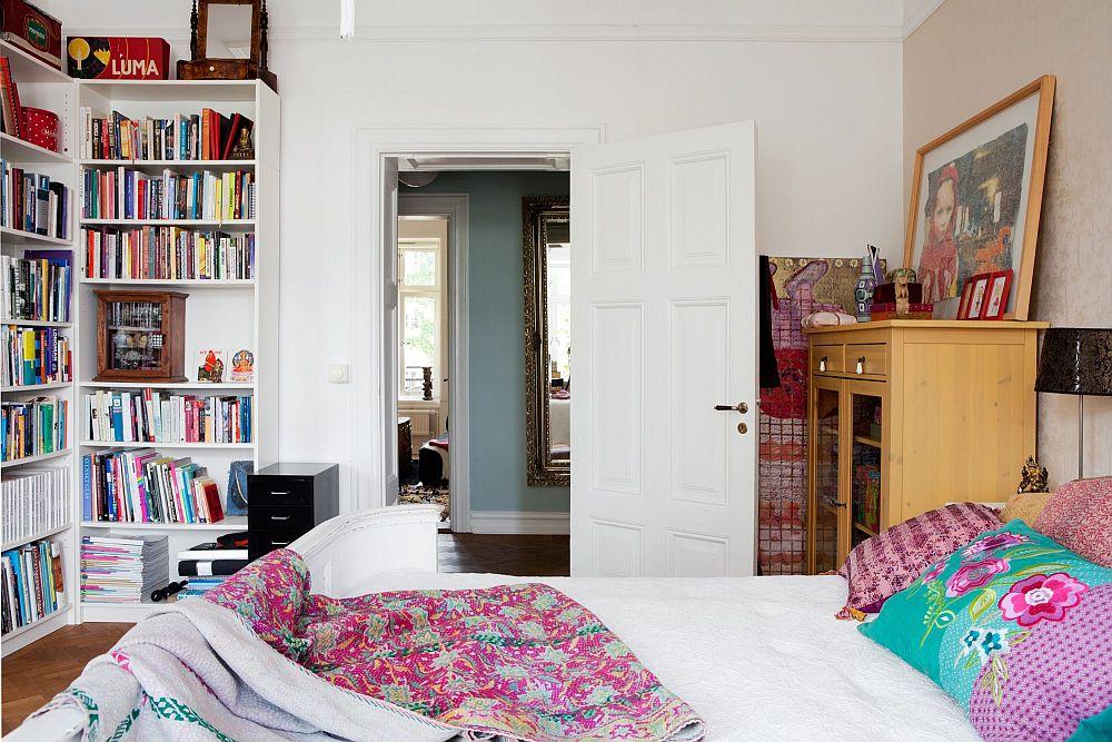 adelaparvu.com despre interior vintage cu decoratiuni colorate (12)
